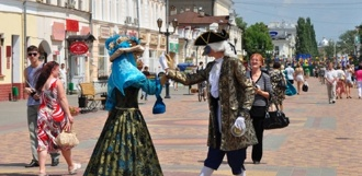 Тамбовчан приглашают на фестиваль «Весенний калейдоскоп»