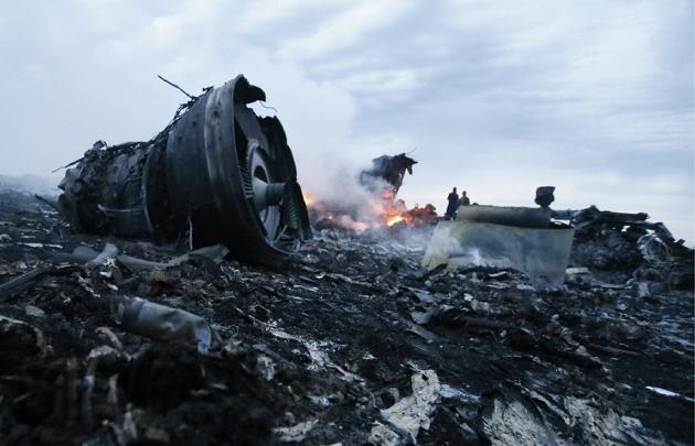 По факту крушения Boeing 777 возбуждено дело по статье «Теракт»