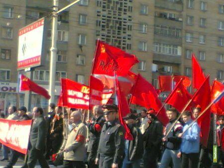 Коммунисты в Тамбове выйдут на проезжую часть