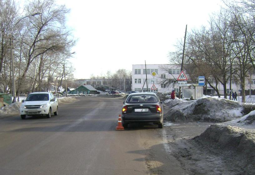 В областном центре сбили 8-летнего мальчика