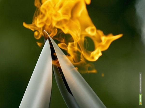 Стало известно, кто пронесёт Паралимпийский огонь по Тамбову