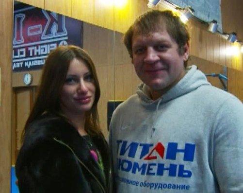 Тамбовчанка выйдет замуж за Александра Емельяненко прямо в СИЗО