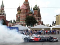Звезды Формулы-1 приедут в Россию в июле