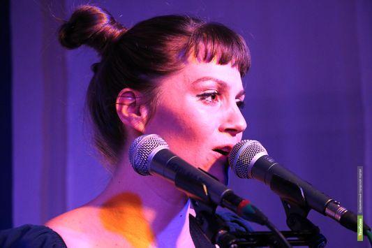 Мы там были: В Тамбове выступила певица из Швейцарии Heidi Happy