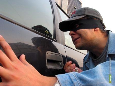 Первомайские полицейские нашли угнанное авто на трассе М6 «Каспий»