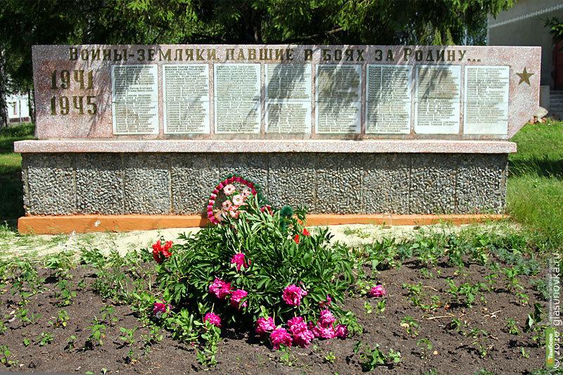 В Тамбовской области появится новый мемориальный комплекс