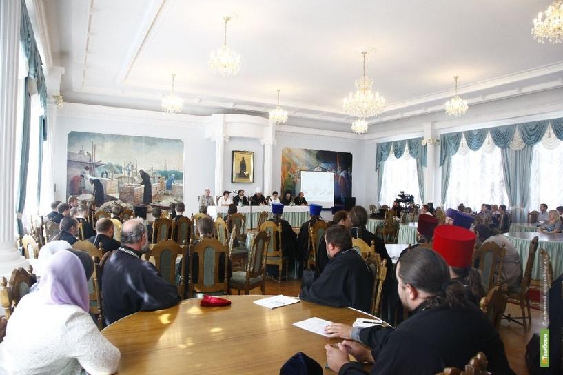 В Тамбове прошел VIII Оптинский форум