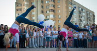 В нашем городе снова пройдёт фестиваль «Танцуй, Тамбов!»