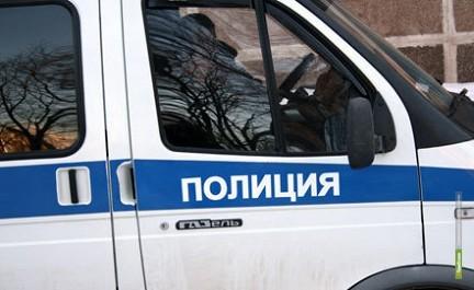 20-летняя девушка избила полицейского