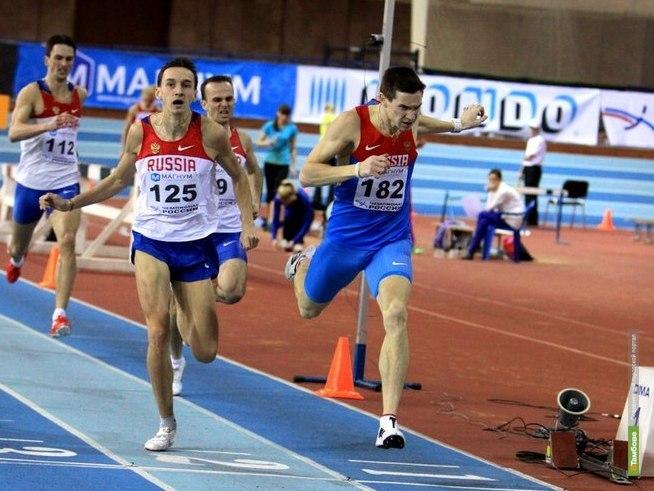 Тамбовский бегун стал лучшим на чемпионате страны