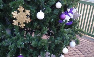 В Тамбове установят ёлки во дворах и возле торговых центров