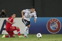 Российская молодежка выбыла из чемпионата Европы по футболу
