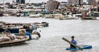 Тайфун, бушующий в Китае, унес жизни 33 человек