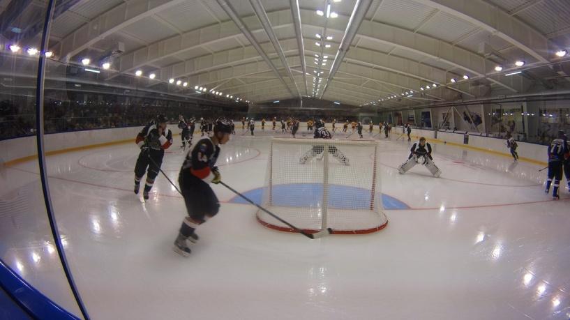 В ответном матче с хоккеистами из Брянска тамбовчане вновь одержали победу