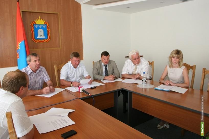 Депутаты тамбовской облДумы готовятся к каникулам