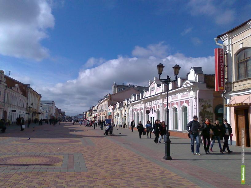 Тамбовчане живут не хуже москвичей