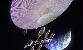 Российские ученые предлагают освещать ночью Землю зеркалом из космоса