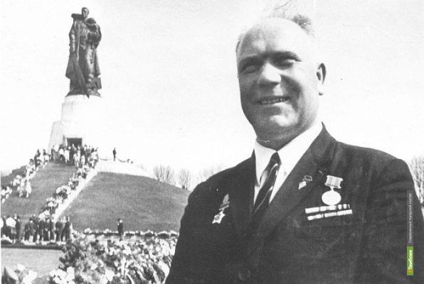 Умер Иван Одарченко, с которого ваяли памятник Воину-освободителю