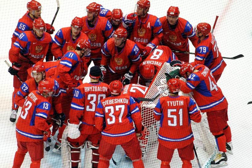 На матчи чемпионата мира по хоккею продали больше 550 тысяч билетов