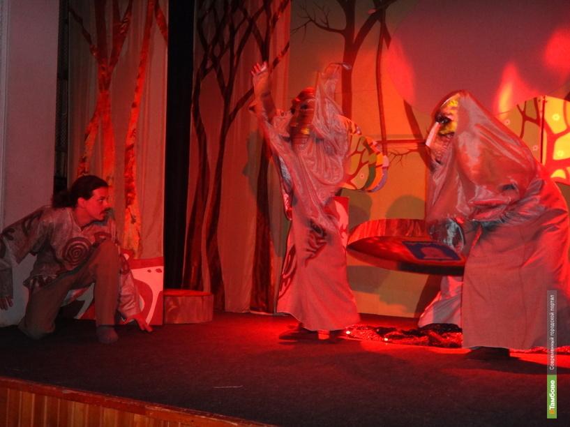 На тамбовской сцене оживут легенды родного края
