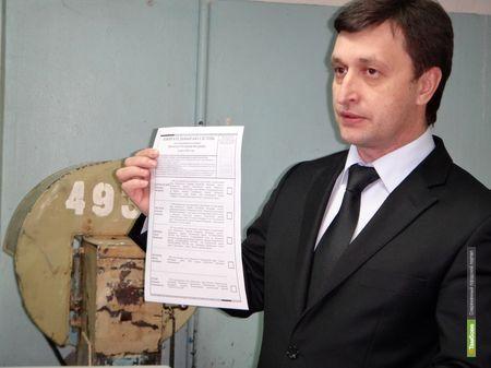 Избирательные бюллетени, отпечатанные в Тамбове, защищены от подделки