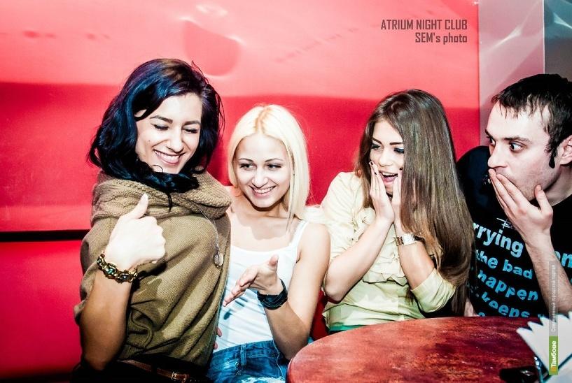 Группа «ATRIUM night club» представит клубное направление танца