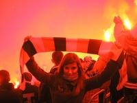 Поляки вновь устроили беспорядки во время Евро-2012