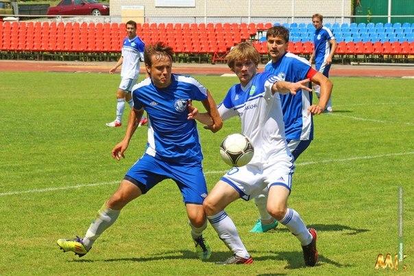 ФК «Тамбов» выиграл первую игру на своем поле