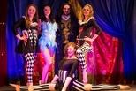 Цирковые артисты из Липецка подарили шоу «Цирку Судьбы»