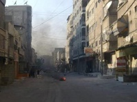 Власти Сирии давят мятеж бронетехникой