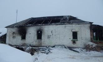 Мучкапским погорельцам дали 60 тысяч рублей на необходимые нужды