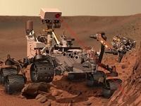 Марсоход Curiosity не нашел метан на Марсе