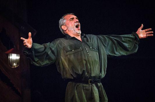 «Грех» на сцене Тамбовского драматического театра