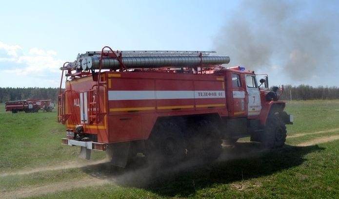 В Моршанске при пожаре пострадал пожилой мужчина