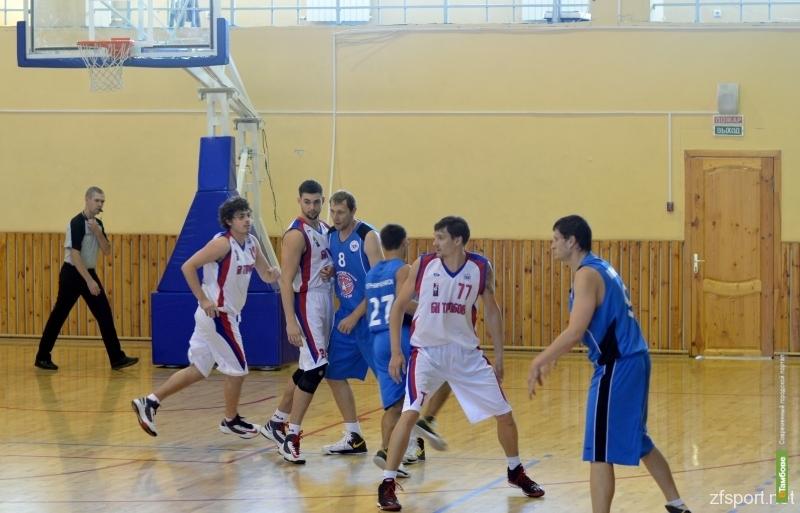 Поражением закончилась игра БК «Тамбов» в Черкесске