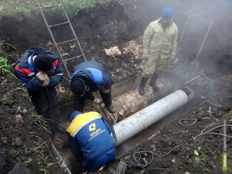 Тамбовские энергетики готовы к паводку
