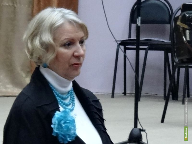 Татьяна Саванова провела мастер-класс на Тамбовщине
