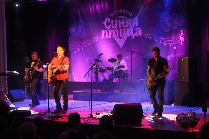 В Тамбове открылся фестиваль вокально-инструментальных ансамблей и рок-групп «Синяя птица»