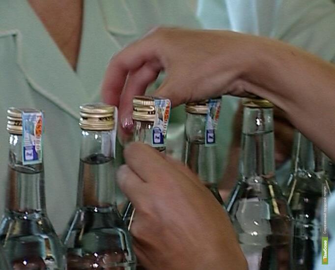 """Ростехрегулирование запретило """"Талвису"""" экспортировать тамбовскую водку"""