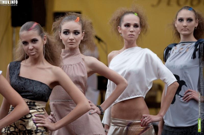 Молодые кутюрье представят тамбовчанам «Новый стиль-2013»