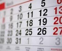 В 2014 году новогодние праздники продлятся 8 дней