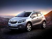 Малюсенький кроссовер от Opel готовится к выходу