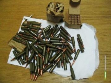 Полицейские нашли у тамбовчанина боевые патроны