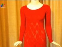 Дальнобойщик из Литвы связал платье для Кейт Миддлтон