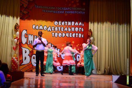 Способности тамбовских чирлидеров оценит Президент России