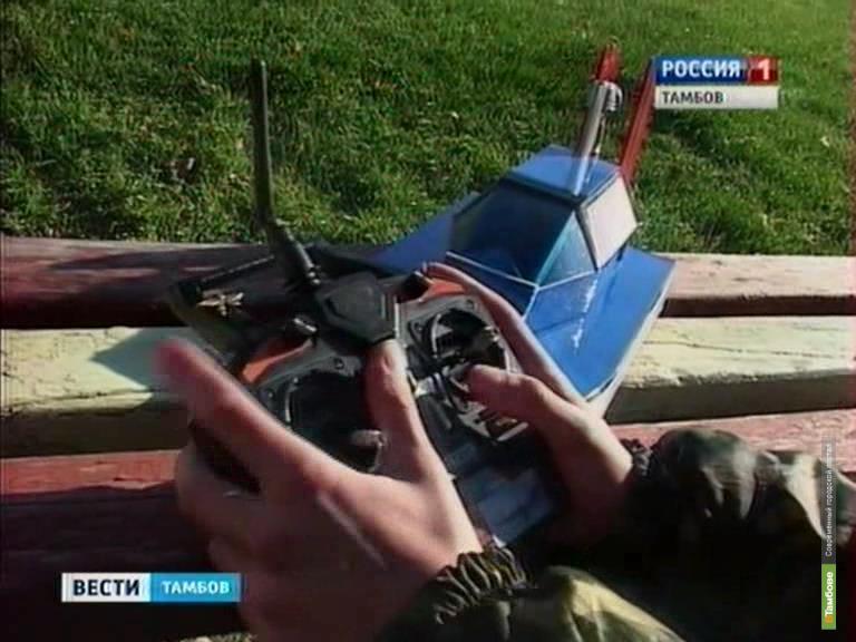 Тамбовский кадет победил на Всероссийском фестивале технического творчества школьников