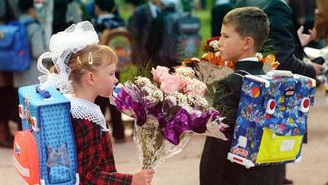 """Тамбовские первоклашки начнут учебный год с урока """"Доброй воли"""""""