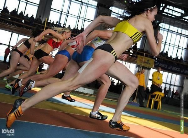 Тамбовские легкоатлеты стали лучшими на всероссийском турнире