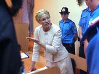Юлии Тимошенко регулярно делают массаж в СИЗО