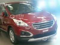 Китайские «шпионы» сфотографировали обновленный Peugeot 3008